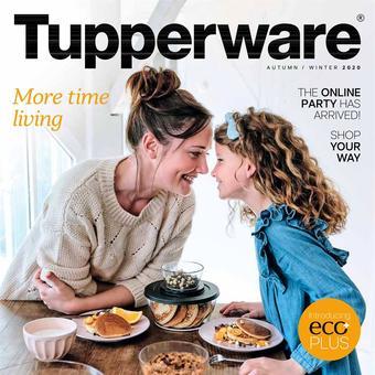 Tupperware catalogue (valid until 31-08)