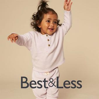 Best & Less catalogue (valid until 16-04)