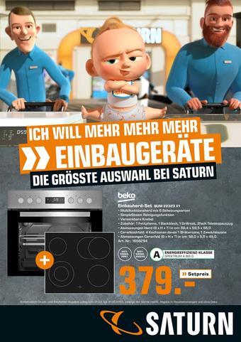 Saturn Werbeflugblatt (bis einschl. 31-03)