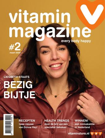 Vitaminstore reclame folder (geldig t/m 07-05)