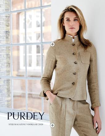 Purdey reclame folder (geldig t/m 31-07)