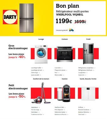 Darty catalogue publicitaire (valable jusqu'au 06-04)
