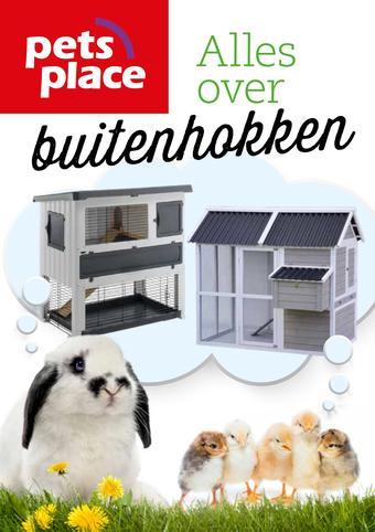 Pets Place reclame folder (geldig t/m 31-12)