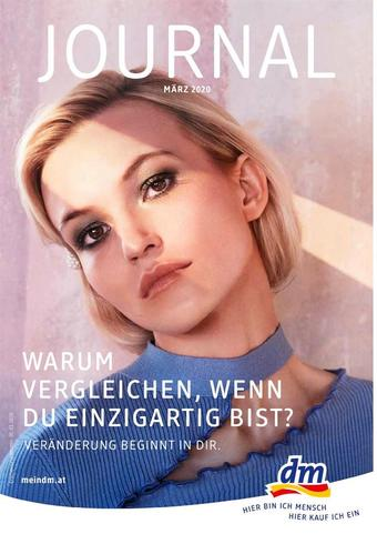 dm Werbeflugblatt (bis einschl. 31-03)