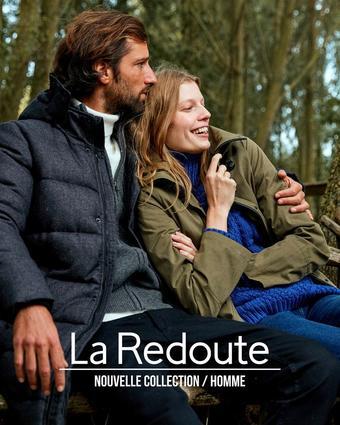 La Redoute reclame folder (geldig t/m 05-05)
