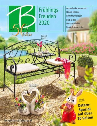 Brigitte Salzburg Werbeflugblatt (bis einschl. 30-04)