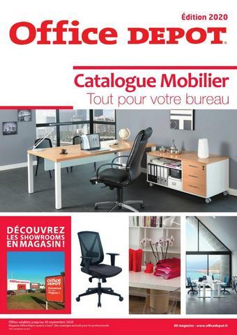 Office Depot catalogue publicitaire (valable jusqu'au 30-09)