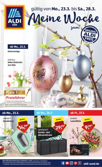 Aldi Süd Prospekt (bis einschl. 28-03)