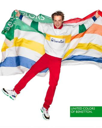 United Colors Of Benetton catalogue publicitaire (valable jusqu'au 30-04)