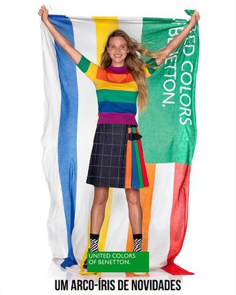 United Colors of Benetton folheto promocional (válido de 10 ate 17 28-04)