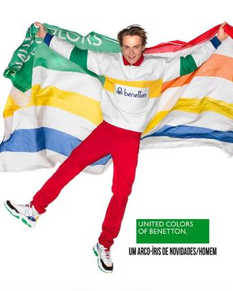 United Colors of Benetton folheto promocional (válido de 10 ate 17 30-04)