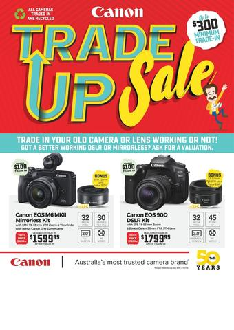 Teds Cameras catalogue (valid until 05-04)