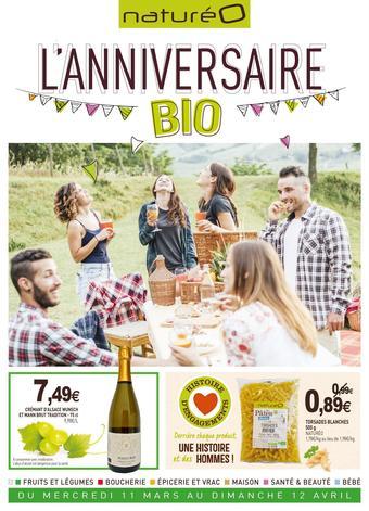 naturéO catalogue publicitaire (valable jusqu'au 12-04)