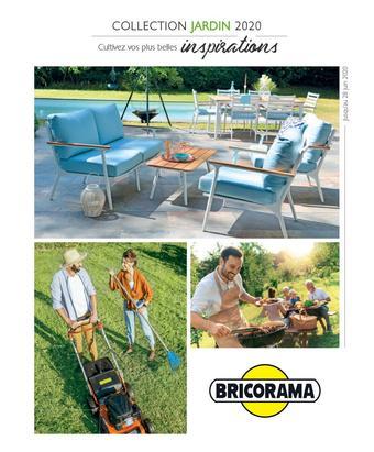 Bricorama catalogue publicitaire (valable jusqu'au 28-06)