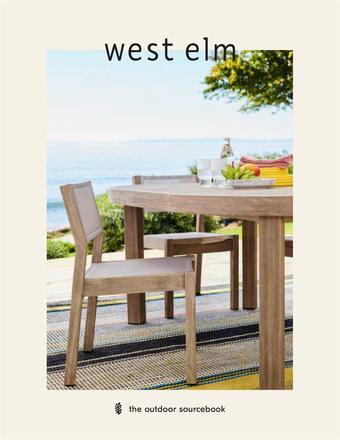 West Elm catalogue (valid until 15-04)