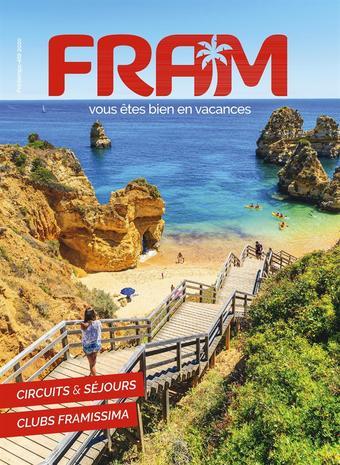 Fram catalogue publicitaire (valable jusqu'au 31-07)
