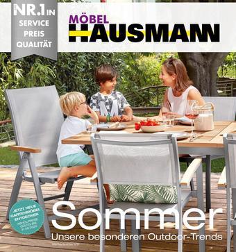 Möbel Hausmann Prospekt (bis einschl. 31-08)