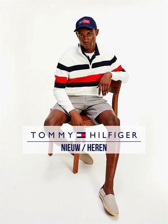 Tommy Hilfiger reclame folder (geldig t/m 10-05)