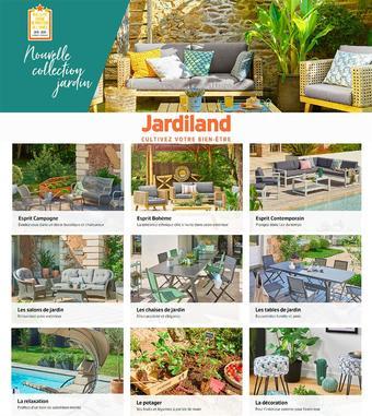 Jardiland catalogue publicitaire (valable jusqu'au 09-04)