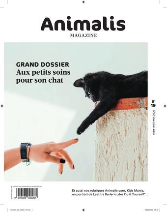Animalis catalogue publicitaire (valable jusqu'au 31-05)