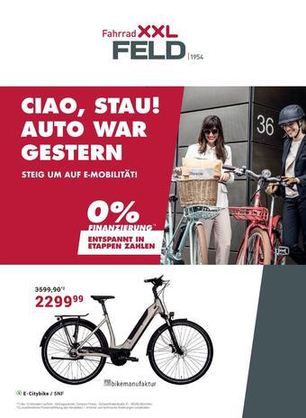 Fahrrad XXL Prospekt (bis einschl. 31-03)