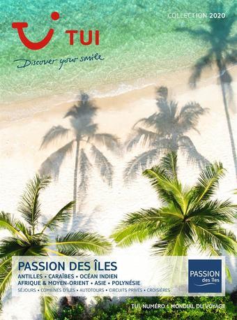 TUI catalogue publicitaire (valable jusqu'au 31-08)