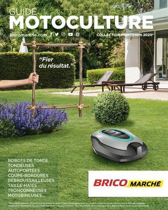 Bricomarché catalogue publicitaire (valable jusqu'au 30-04)
