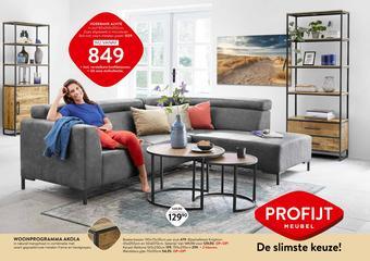 Profijt Meubel reclame folder (geldig t/m 19-04)