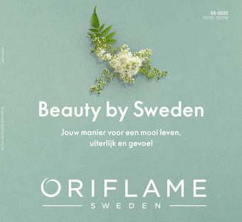 Oriflame reclame folder (geldig t/m 02-04)
