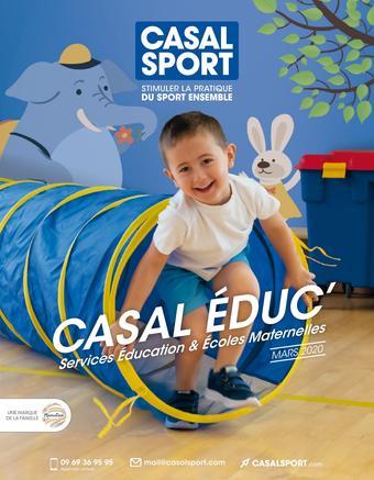 Casal Sport catalogue publicitaire (valable jusqu'au 30-06)
