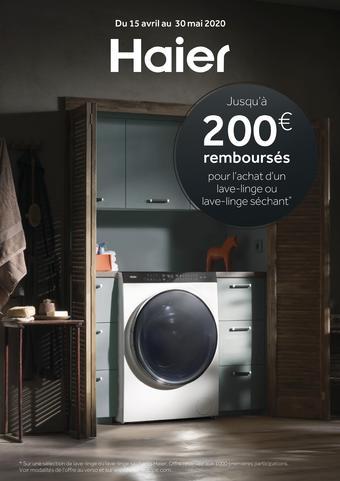 Copra catalogue publicitaire (valable jusqu'au 30-04)
