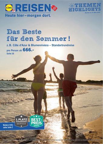 Lidl Werbeflugblatt (bis einschl. 16-04)