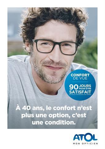 ATOL Les Opticiens catalogue publicitaire (valable jusqu'au 30-04)