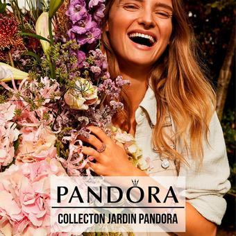 Pandora reclame folder (geldig t/m 14-05)