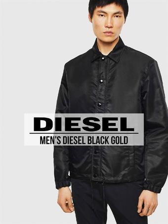 Diesel reclame folder (geldig t/m 13-05)