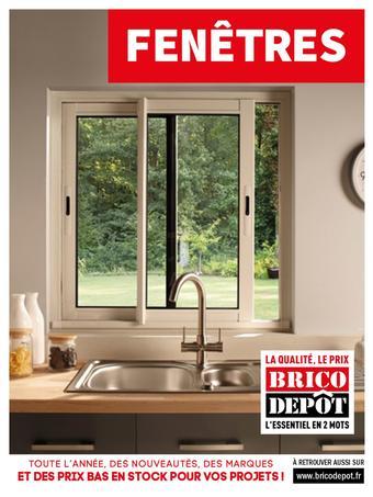 Brico Dépôt catalogue publicitaire (valable jusqu'au 15-05)
