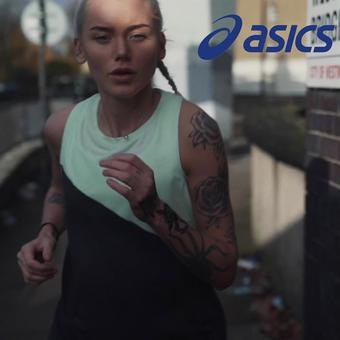 Asics catalogue publicitaire (valable jusqu'au 15-05)