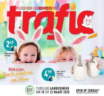 Trafic reclame folder (geldig t/m 05-04)
