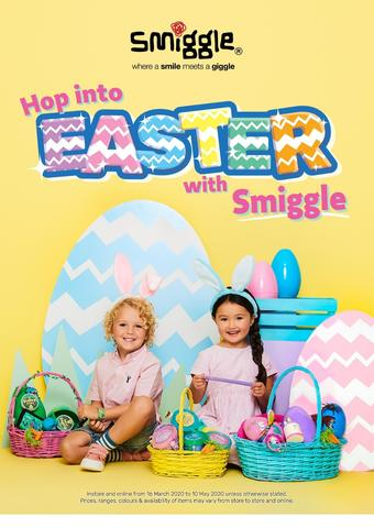 Smiggle catalogue (valid until 14-04)