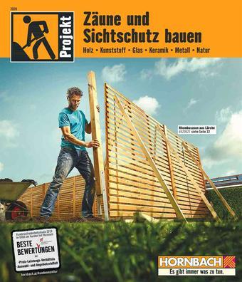 Hornbach Werbeflugblatt (bis einschl. 23-04)