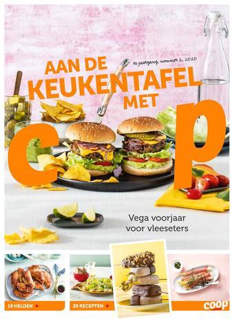 Coop reclame folder (geldig t/m 30-04)