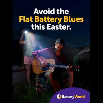 Battery World catalogue (valid until 12-04)