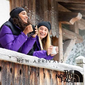 The North Face Werbeflugblatt (bis einschl. 20-04)