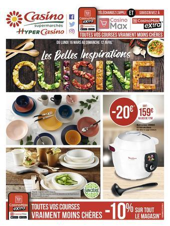 Casino Supermarchés catalogue publicitaire (valable jusqu'au 12-04)
