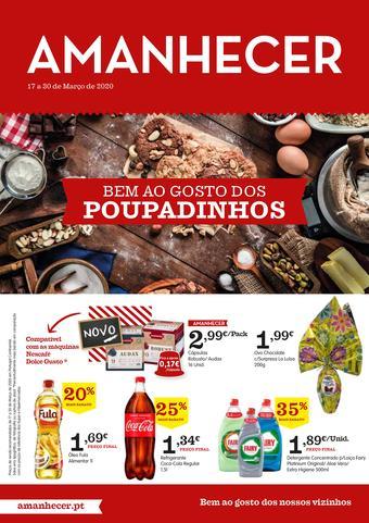Amanhecer folheto promocional (válido de 10 ate 17 30-03)