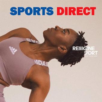 SportsDirect.com catalogue publicitaire (valable jusqu'au 16-05)