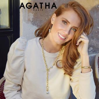 Agatha catalogue publicitaire (valable jusqu'au 16-05)
