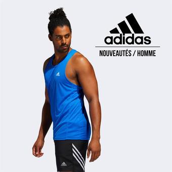 Adidas catalogue publicitaire (valable jusqu'au 09-05)