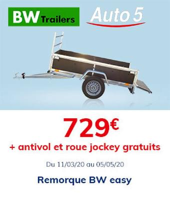 Auto5 reclame folder (geldig t/m 05-05)