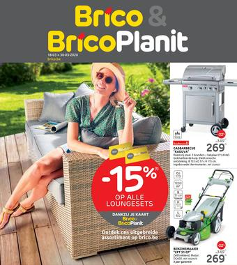 Brico reclame folder (geldig t/m 30-03)